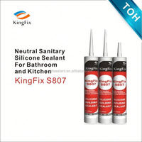 Neutral curing weather abie sealant(kingfix S807)