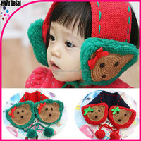 Cheap Fashion knitting Cute Winter Warm Ear Muff for Girls