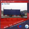 12-15 tons DONGFENG mobile van, dry van, DONGFENG cargo van