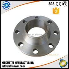Forged steel En 1092-1 welding neck wn flanges