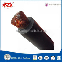 CCA Conductor PVC Elastomer Insulated Welding Cable