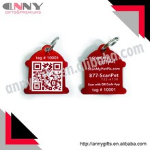 Smart Dog ID Tags / Cat ID Tags with QR code