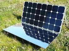 High Efficiency 75w solar panel price with Sunpower Solar Cells