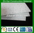 603 * 603 mm acústico fibra mineral telhas do teto