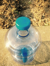 water bottle Container with handle 300g PET bottle for drinking water