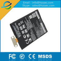 China Factory supply Rechargeable mobile battery For LG NEXUS4/ E960
