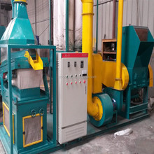 Reliable ce wire and cable recycling machine