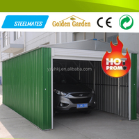 solid structure 2 car parking canopy tent