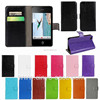 mobile phone case with business card holder book crystal wallet flip cover, for iphone 5s cover, for iphone5s leather case