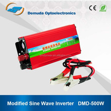 pure sine wave inverter 500W dc 48v ac 220v frequency inverter