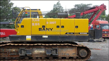 Sany 50t truck crane, sany mobile crane 50T, Chinese used crane