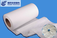 OEM&ODM Spunlace Nonwoven Fabric For cotton pad, round cotton pad, cotton facial pads