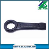 carbon steel ring slogging spanner