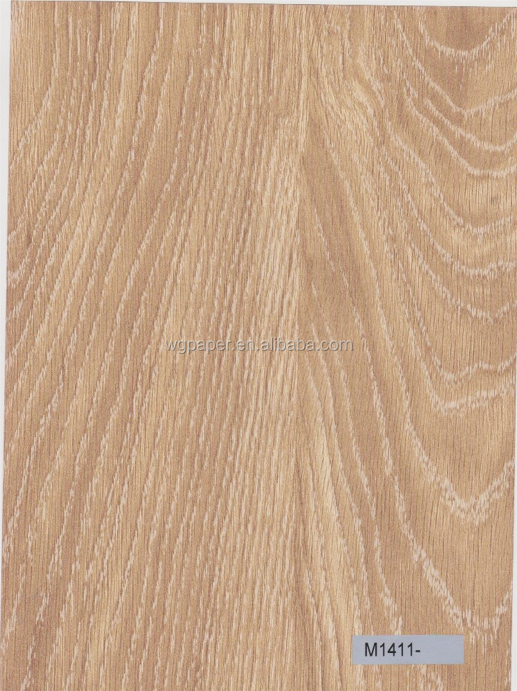 2015 new wood design melamine paper decorative paper for