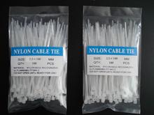 Huida, UL SGS RoHS Approved Self-locking Nylon Cable Ties, Wrap Tie Huida 4.8x250