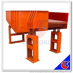 Mineral electromagnetic vibrating feeders design equipment with low price