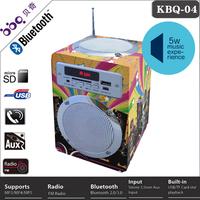 Creative Boombox portable manual for mini digital speaker