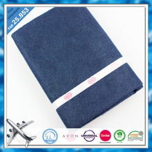 100% polyester Disposable non woven Airline Blanket