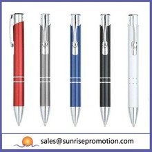 Promotion Logo Good Quality Pen Custom Ballpoint Metal