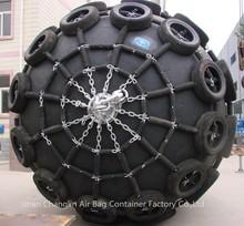 M d2.5m*l3.5 neumático yokohama defensa marina