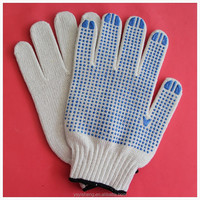 Anti Grip Dotted Cotton Gloves