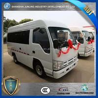 NKR 7 seats mini passanger van withJapanese technology