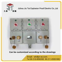 low price hot sale explosion-proof distributor case