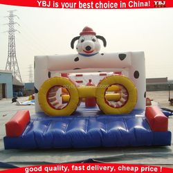 PVC Outdoor Giant Inflatable obstacle