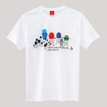 plain white t shirts for printed color