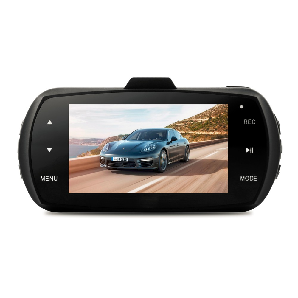Professionnelle Ultra HD Ambarella A12A55 voiture Dash caméra avec GPS Logger HDMI sortie FCWS LDWS