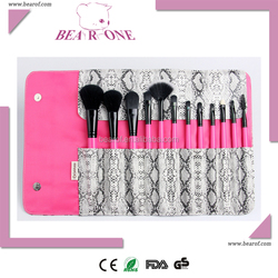 Professional assorted makeup brush set,high ranking cosmetic brush set makeup,manufacturers china