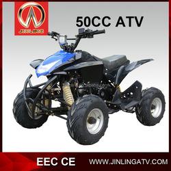 JEA-07-05 eec approved road legal quad bike 50cc