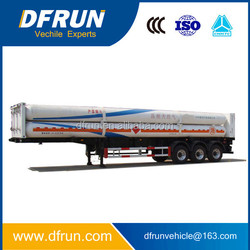 China High quality 40FT CNG gas cylinder tube container truck trailer