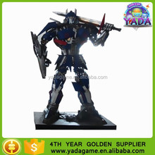 Good quality and hot sale robot storm, steel robot for sale