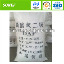 Manufature Di Ammonium Phosphate DAP 18-46-0