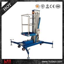 De poca potencia de elevación de aluminio equipo de elevación