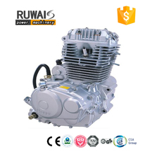 China supplier two wheel motorcycle engine 200cc zongshen