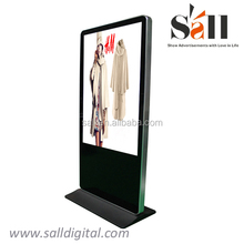 "42"" commercial exhibition ultra slim design digital player"