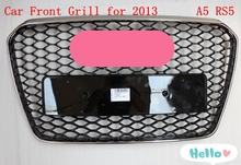 Auto parts car accessories for audi a5 grill grille for Audi 2013 A5 RS5