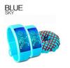 Hot Selling Waterproof 3D Calorie Counter Pedometer USB Smart Wrist Bracelet Sports Watch