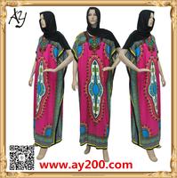 Excellent High Quality Wholesale African Dresses Dubai Abaya