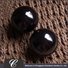 Jewelry Manufacturer Plastic Bead, Cheap Beads, High Quality Black 30mm Plastic Beads Bulk With Hole