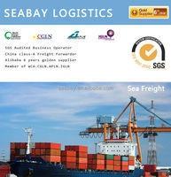 Professional international from china to california shipping containers price