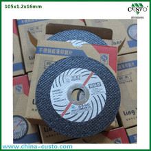 105mm angle grinder cutting discs