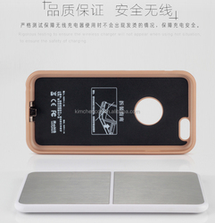 amazing QI Wireless Charger Receiver back Case for iPhone5/5s/6 mobile phone charger accessories
