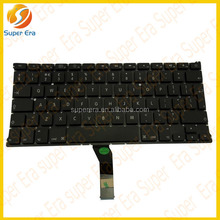 "Brand New UK Layout keyboard For Macbook Air 13"" A1369 2011 A1466 2012 MC965 MC966 MD231 MD232 Laptop , Keyboard with Backlight"