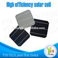 Altamente rentable y de alta eficiencia de la oblea de silicio monocristalino de la célula solar 4-4.7w para la casa