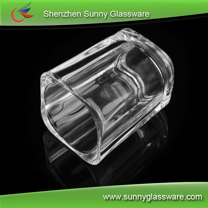 China souvenir wine glass square shot glass suppliers buy shot glass wine glass shot glass - Square bottom wine glasses ...