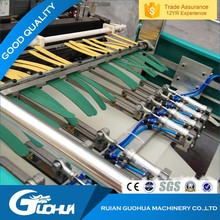 Industrial green power shopping bag making machine supplier
