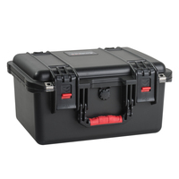Hard Plastic carrying Briefcase Tool Case